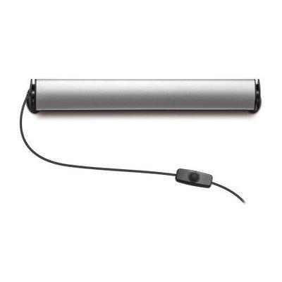 Esense 磁吸式USB LED燈(短) 銀色 含發票 保固一年