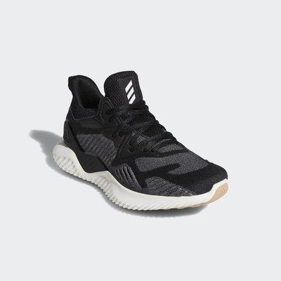 # Adidas Alphabounce 愛迪達 黑白 經典 休閒 慢跑鞋 馬牌底 女鞋 運動 CG5581 YTS