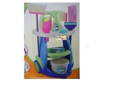 *歡樂屋*.....//縮小版的居家清潔玩具組//.....來辦家家酒!
