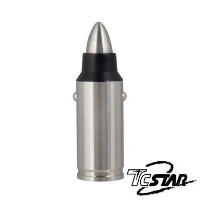 雙全 迪士達TC/STAR QC3.0不鏽鋼子彈車充 (TCP300R) 好好逛文具小舖
