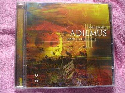 [原版光碟]C Adiemus III: Dances of Time MADE IN USA