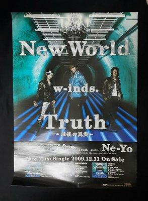 【影音新天地】《日本偶像天團 W-inds 》海報《108》.....
