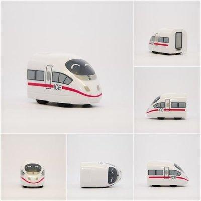 TRAIL 鐵支路 Q版迴力車 德國ICE 城際特快列車(Inter City Express 簡稱ICE) QV025