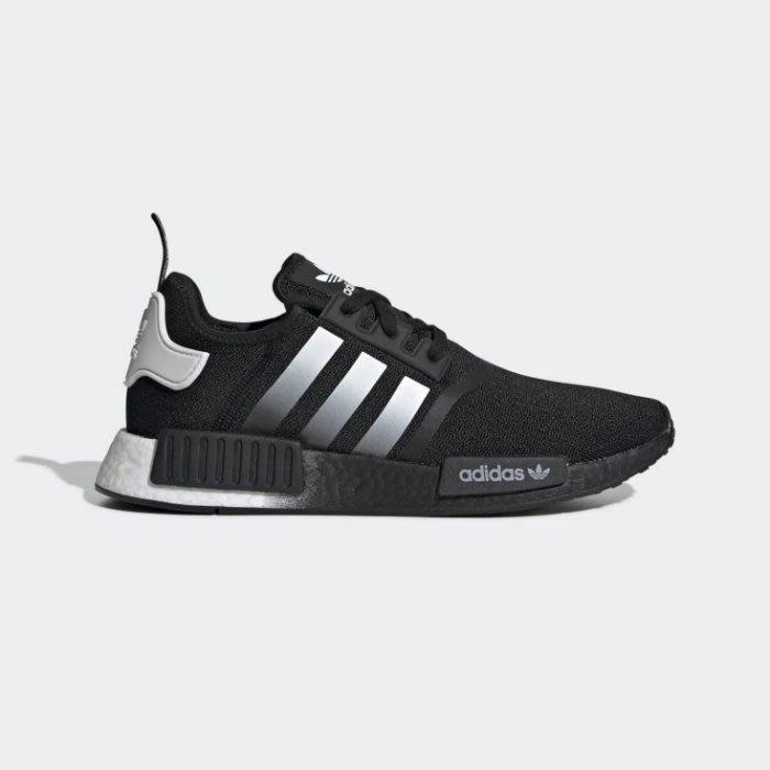 POMELO柚 Adidas NMD_R1 EG7399 BOOST 黑灰色 愛迪達 男鞋 黑色