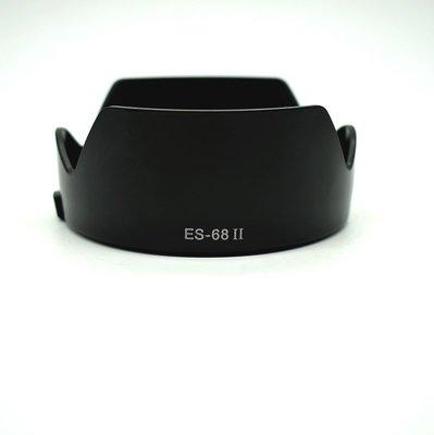 FOR Canon佳能 ES-68 II 二代副廠蓮花遮光罩(改良款),50mm f1.8 STM,49mm口徑可反扣 台南市