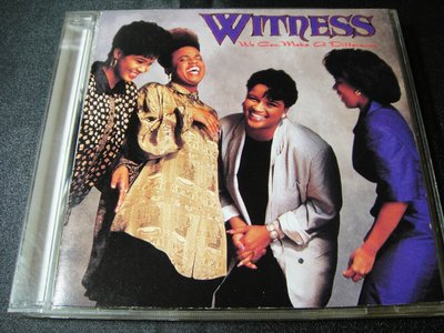 【198樂坊】Witness We Can Make a Difference(Old Landmark美版)BS