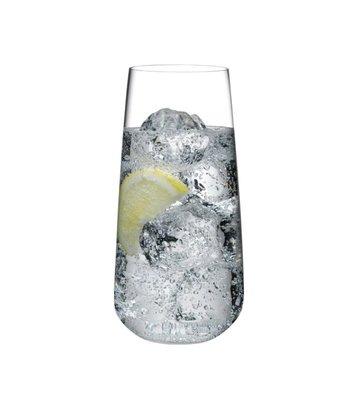 08c. NUDE Turkey。NU05. *Mirage High Ball* 超薄 水晶 通用玻璃杯