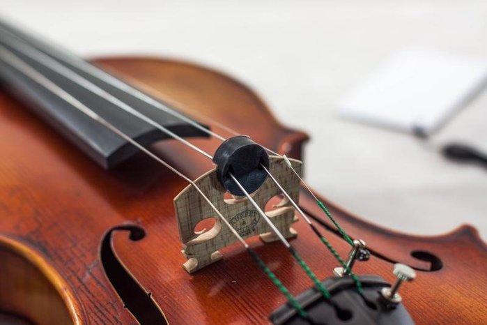 【華邑樂器18039】小提琴弱音器-豬鼻子
