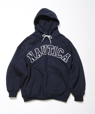【日貨代購CITY】 FREAKS STORE NAUTICA SWEAT LETTERED PARKA 帽T 現貨