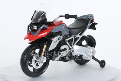 @企鵝寶貝二館@BMW MOTOR GS1200兒童電動摩托車 / 電動車