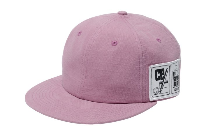 """[ LAB Taipei ] C.E """"SIDE PATCH LOW CAP"""" (Pink)"""