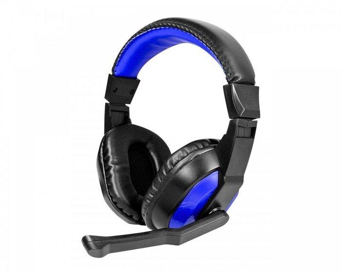 KINYO 耐嘉 頭戴式立體聲耳機麥克風 EM-3653