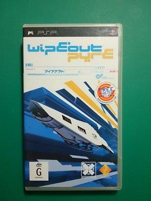PSP Wipeout pure   賽車 永和