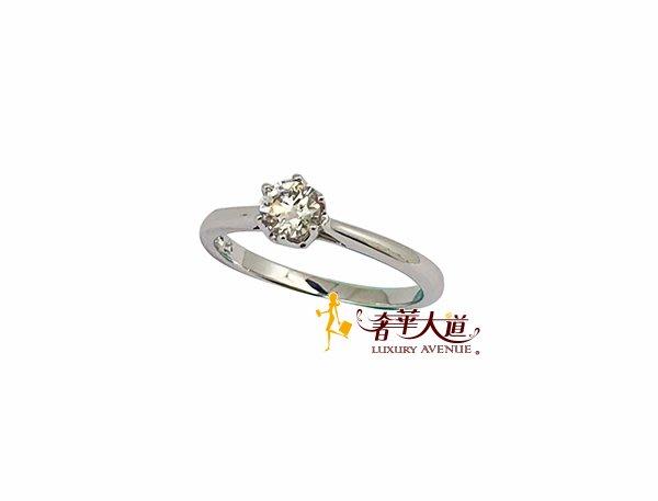 *奢華大道國際精品*【J0823】GINZA DIAMOND SHIRAISHI 0.31CT PT900 GIA鑽石女