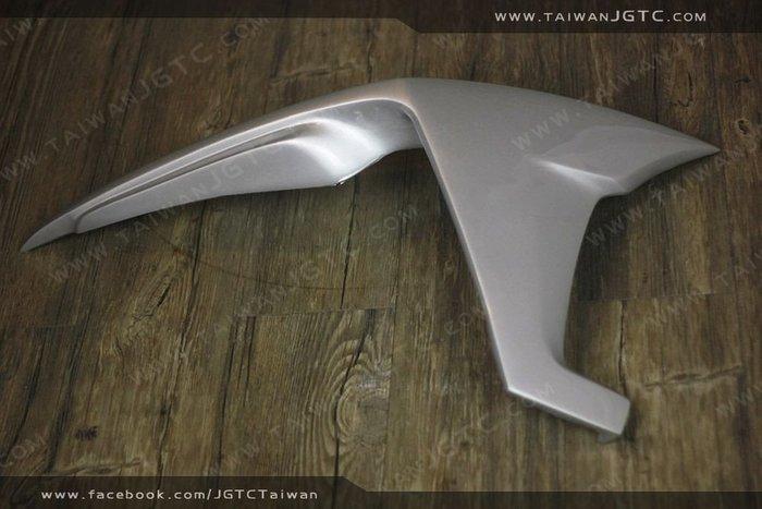 《台灣JGTC》LUXGEN U6 鬼面 天鵝頸尾翼