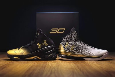 Under Armour Curry BACK 2 BACK MVP PACK 1300015-001 現貨 US13