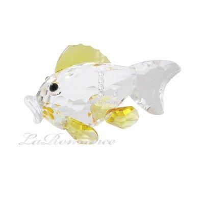 【芮洛蔓 La Romance】璀璨水晶 - 小金魚擺飾 / 動物 / 童趣 / 小孩 / 兒童