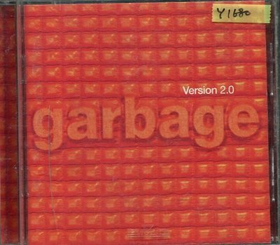 *還有唱片行* GARBAGE / VERSION 2.0 二手 Y1680