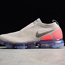 D-BOX Nike Air VaporMax Flyknit 棕色 黑勾 編織 全掌氣墊 百搭慢跑鞋 休閑鞋