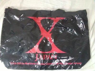 X JAPAN 2014橫濱演唱會 大型托特包 yoshiki