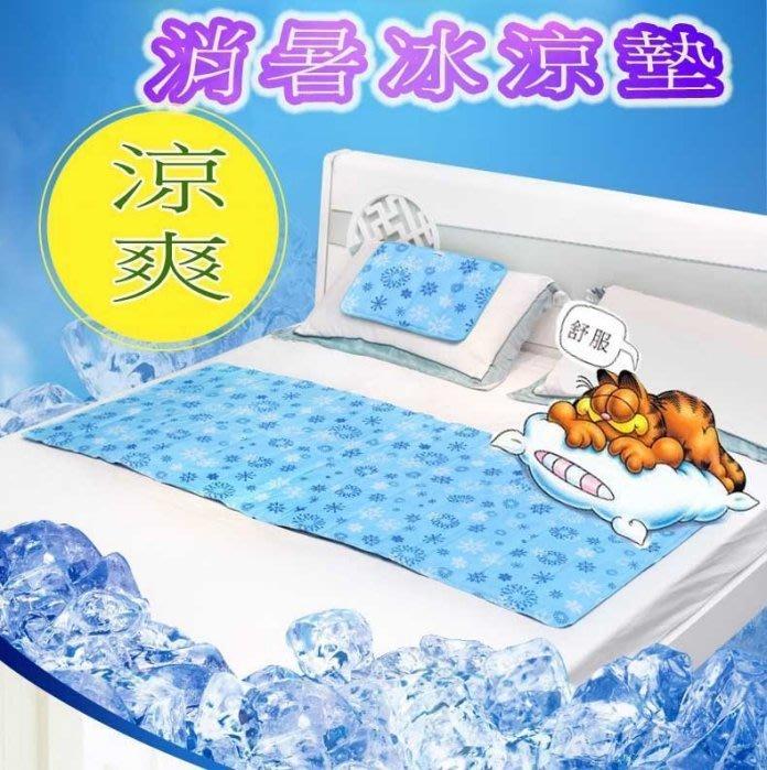科技冰涼墊 (買一送一)75*170單/雙人可用冰涼墊 涼坐墊 冰枕墊 汽車墊 冰椅墊 寵物涼墊 冰沙墊 baby墊