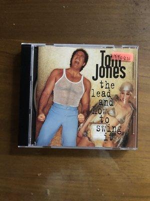 *還有唱片三館*TOM JONES / THE LEAD AND HOW TO 二手 YY0420