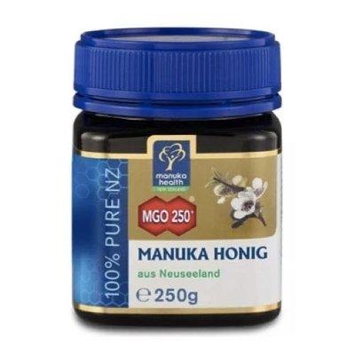 紐西蘭 蜜紐康 麥蘆卡蜂蜜 MGO250+ 250g manuka health 紐西蘭 麥盧卡 正品 限時優惠價