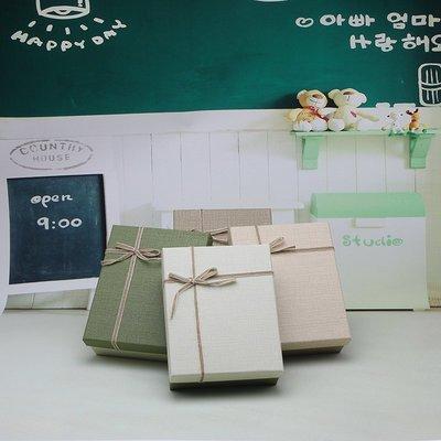 衣萊時尚-熱賣款 禮盒包裝韓版簡約精美...