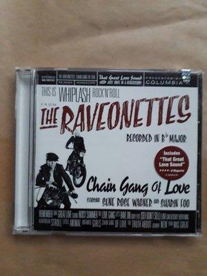 The Raveonettes瑞凡斯合唱團-Chain Gang Of Love