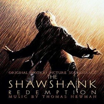黑膠唱片O.S.T- THE SHAWSHANK REDEMPTION (THOMAS NEWMAN) 刺激1995電影