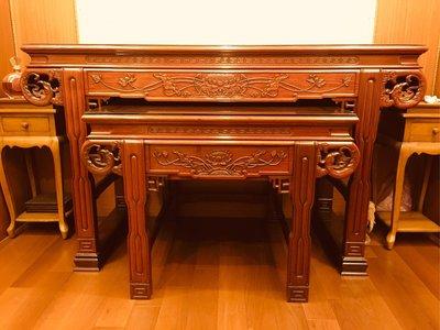 5尺8吋花梨木神桌