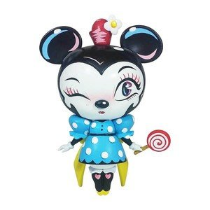 【代官山】米妮p日本進口迪士尼3j*米奇*米妮*Mickey Mou飾jp生日禮物feb0145rv