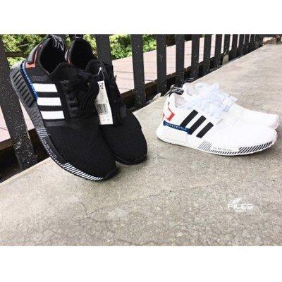 正品現貨 Adidas NMD 日文off white 黑白EF1734 EF2311 海外限定
