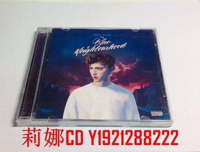 莉娜CD  戳爺 特洛伊 Troye sivan Blue Neighbourhood CD 全新未拆