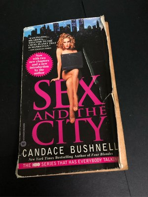 Sex and the city 🌃 Gossip 👧 english story book 英文書 故事書 慾望城市 289 pages