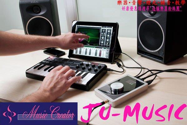 造韻樂器音響- JU-MUSIC - Apogee Duet2 iPad Mac iPhone USB 錄音介面 DAC