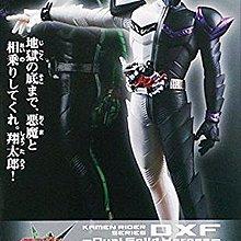 日本正版 景品 假面騎士W 尖牙王牌 DXF 模型 公仔 日本代購