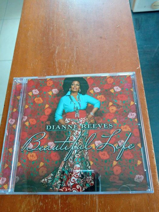 爵士演唱天后-DIANNE REEVES 黛安瑞芙 - Beautiful Life 美麗人生  CD  保存優