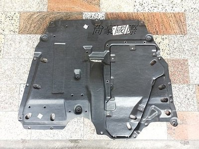 三菱 LANCER FORTIS 全新 引擎下護板 後段
