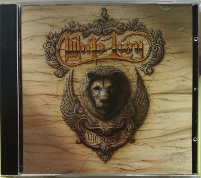 White Lion - The Best Of 二手德版