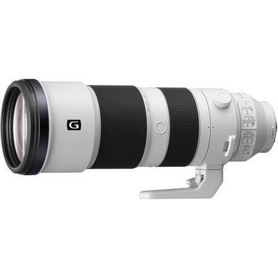 【中野數位】Sony FE 200-600mm F5.6-6.3 G OSS 全幅 遠攝 變焦鏡頭 公司貨 現貨