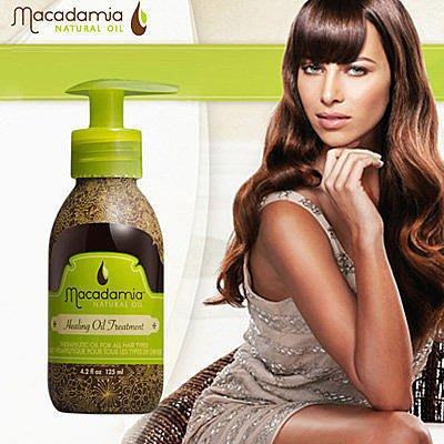 瑪卡 Macadamia Natural Oil 美國瑪卡油(護髮油) 125ml §異國精品§