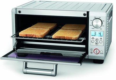 【樂活先知】《代購》美國 Breville BOV450XL 智慧型迷你烤箱 銀色