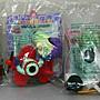 龍廬-自藏出清~經典絕版未拆封麥當勞兒童餐玩具-2003麥當勞百變史努比造型公仔一套8款/老玩物