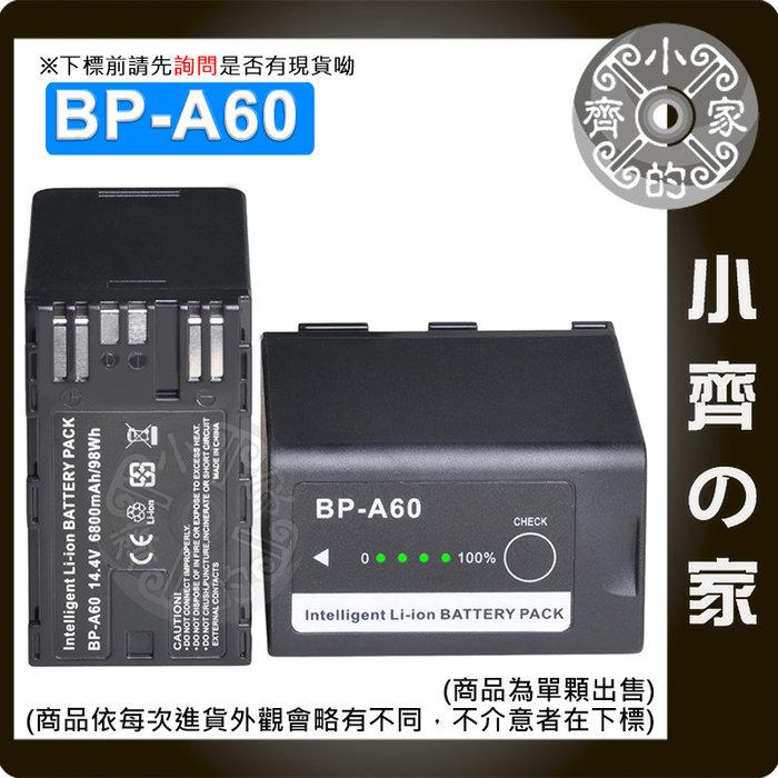 CANON BP-A60 解碼 攝相機 電池 兼容 EOS C700 C500 C200 C300 fx705 小齊的家