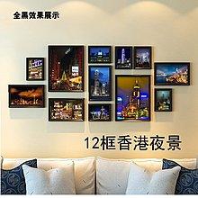 香港掛畫 個性海報畫 老街景壁畫 奶茶店相片牆 港式茶餐廳裝飾畫(6組可選)