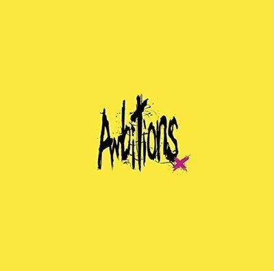[日版] ONE OK ROCK 全新專輯 Ambitions 初回限定盤 CD+DVD 全新