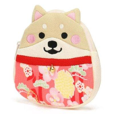 柴犬旺旺零錢包 可愛討喜 開口大 節慶氣氛濃 送人自用皆合宜 隨機出貨 每款都可愛喔!