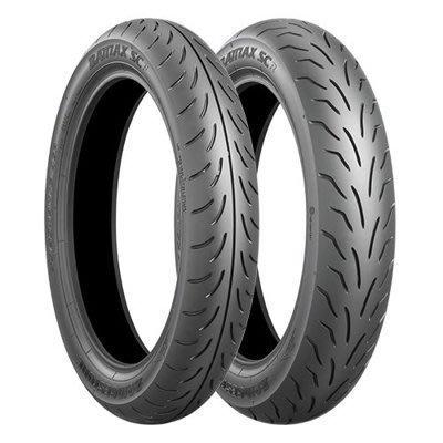 自取價【油品味】普利司通 BATTLAX SC 110/70-12 Bridgestone 機車輪胎