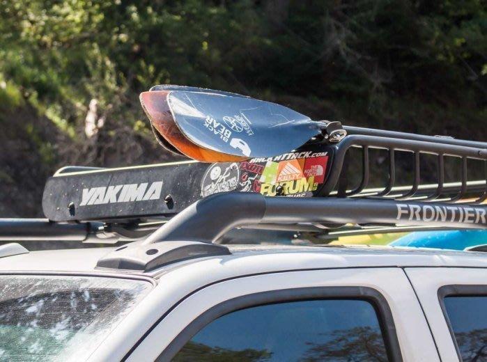 阿勇車頂行李箱 YAKIMA 裝載戰士 置物籃+送固定網 行李盤 LOADWARRIOR 特殊C型夾具 可夾住各種車頂架